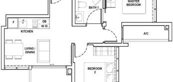 fyve-derbyshire-floor-plan-2-bedroom-a2-singapore